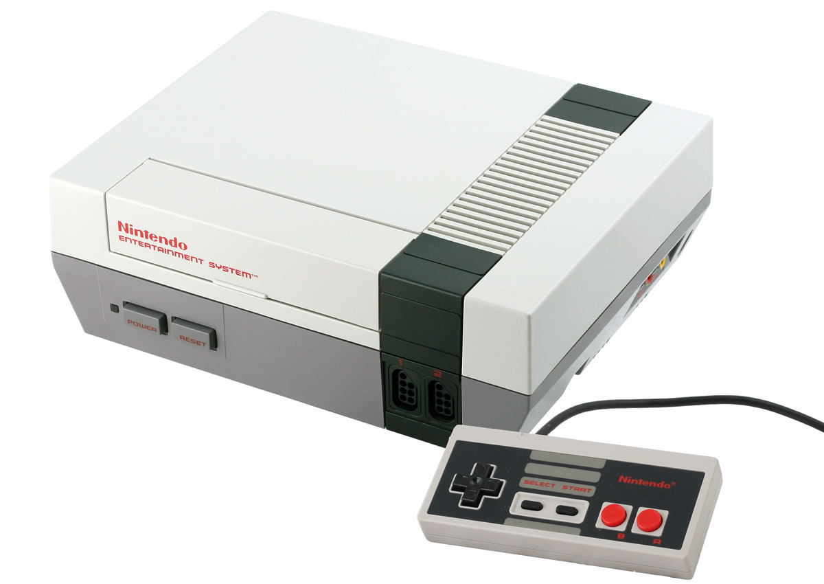 play nes games in 3d